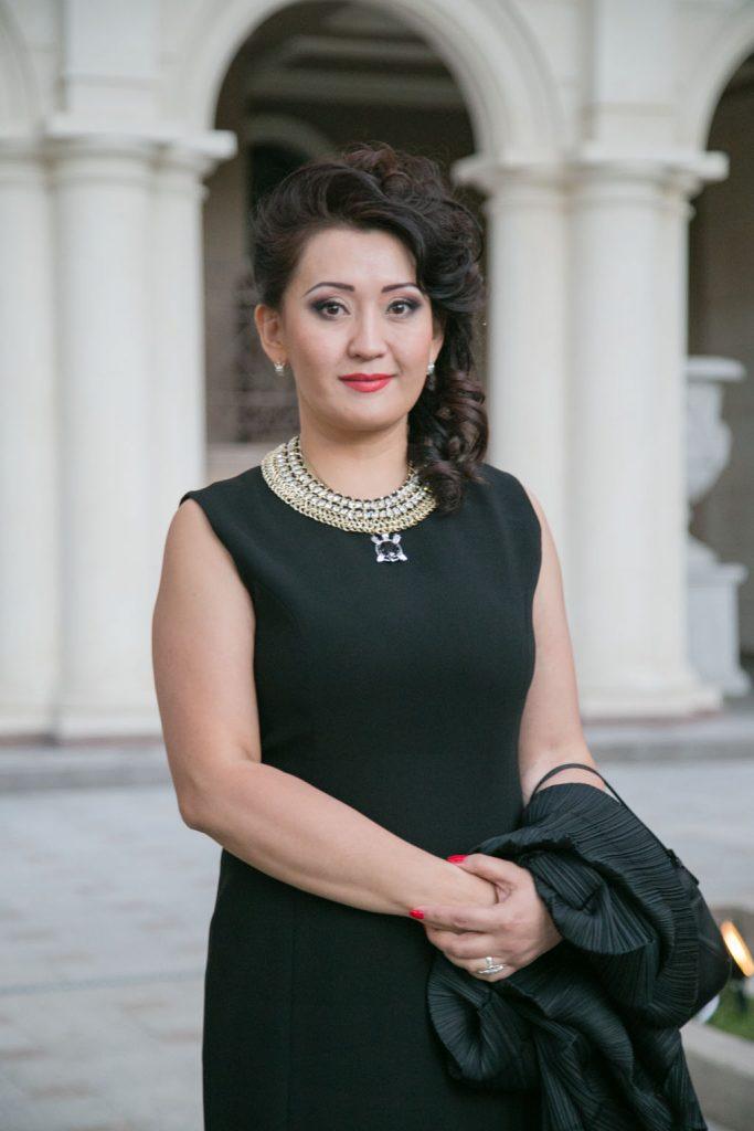 Leila Akhmet Othman