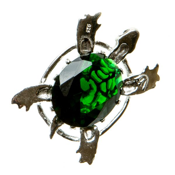 Lucky turtle pendant