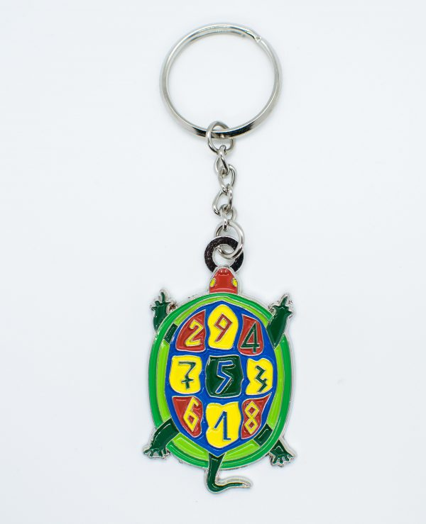 lucky-turtle keychains