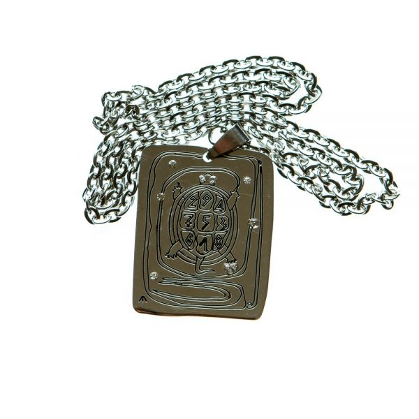 Lucky turtle pendant