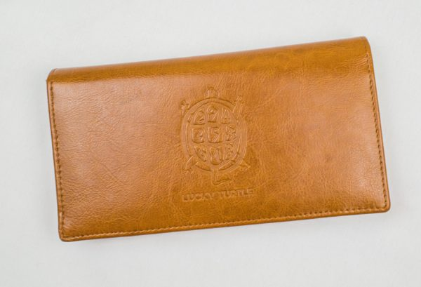 Lucky turtle wallet
