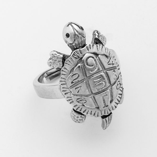 Motion Turtle ring
