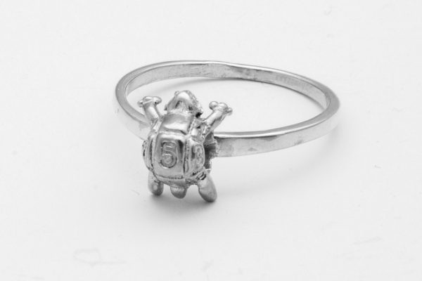 Small Opu Turtle Ring